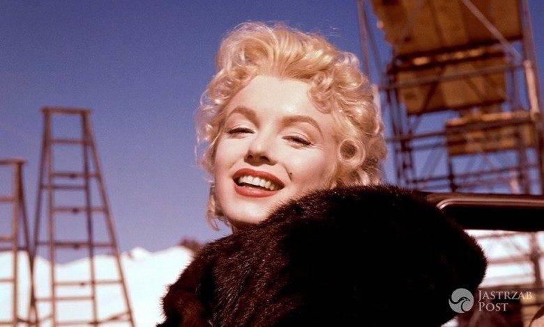 Marilyn Monroe symulacja wyglądu