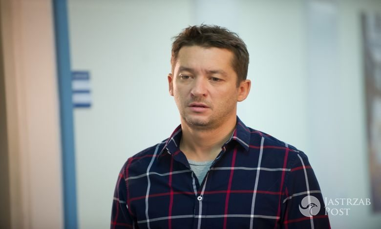 Na Wspólnej, odcinek 2202, Bogdan Berg (Wojciech Brzeziński), fot: x-news