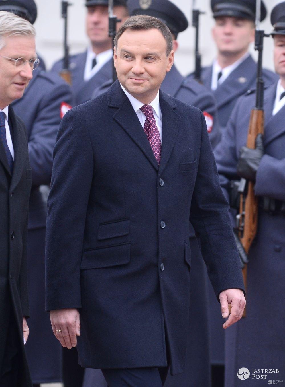 Ojciec Andrzeja Dudy potępia homoseksualistów
