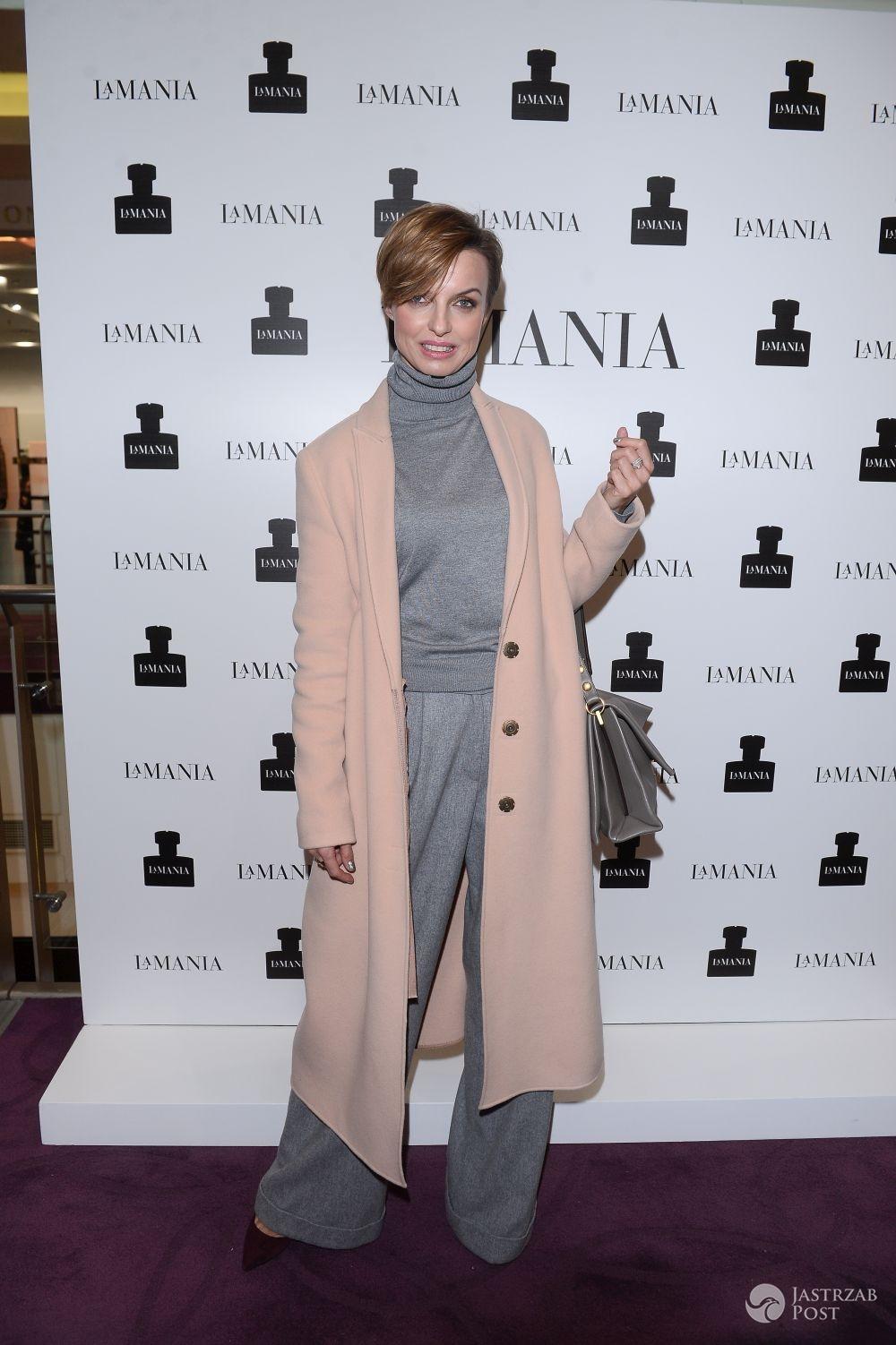 Katarzyna Sokołowska - premiera perfum marki La Mania