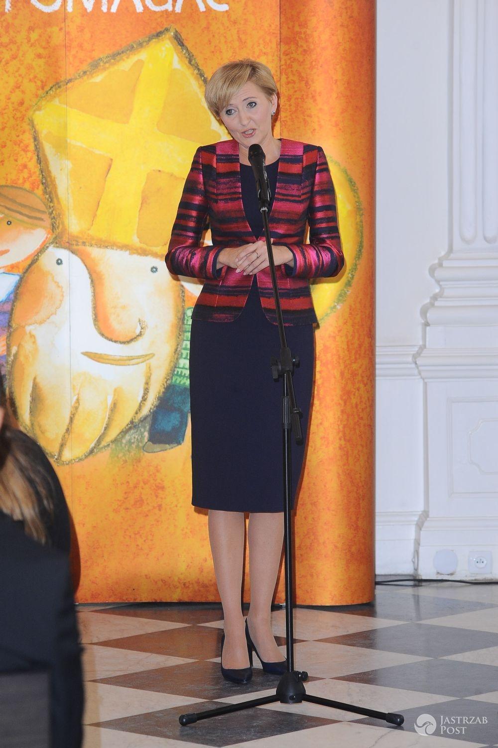 "Agata Duda na Gali ""Solidarna Szkoła"""