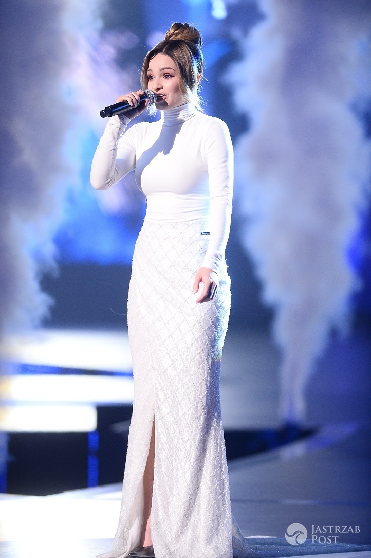 Ewelina Lisowska zaśpiewała 2 utwory - jednej telewizja Polsat nie pokazała