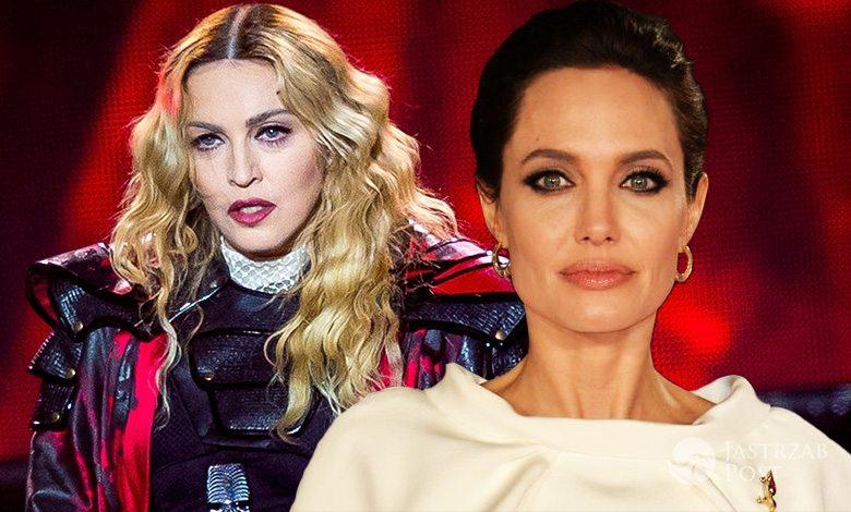 Angelina Jolie i Madonna