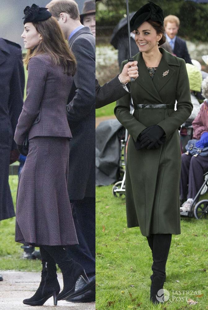 Księżna Kate, Boże Narodzenie 2015 (fot. East News)