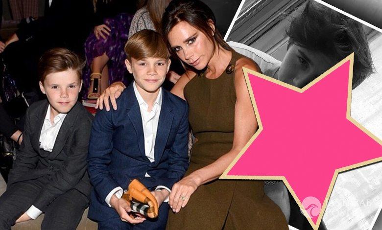 Nowy członek rodziny Beckhamów ma swoje konto na Instagramie