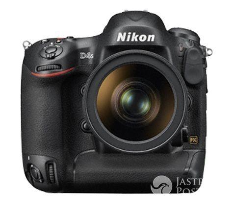 Aparat fotograficzny, Nikon, D4s
