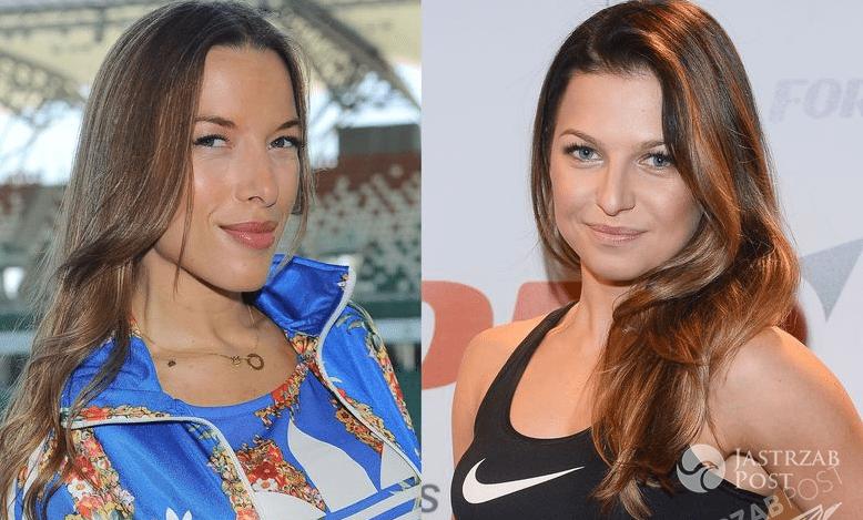 Ewa Chodakowska i Anna Lewandowska