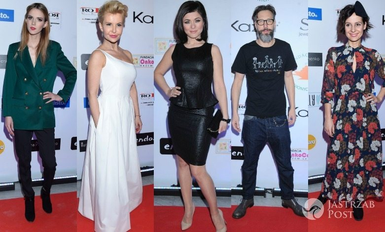 Gwiazdy na pokazie mody Odczaruj raka - galeria