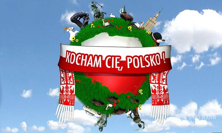 Kocham Cię Polska