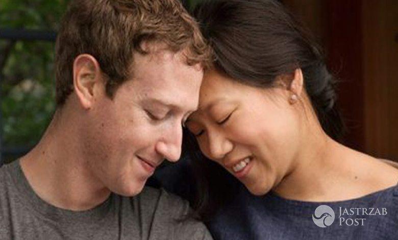 Mark Zuckerberg pokazał córkę na Facebooku