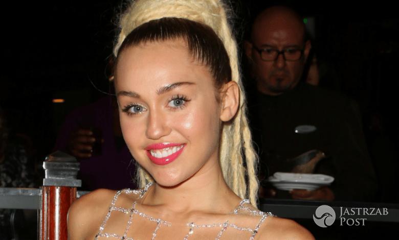 Miley Cyrus zagra w filmie