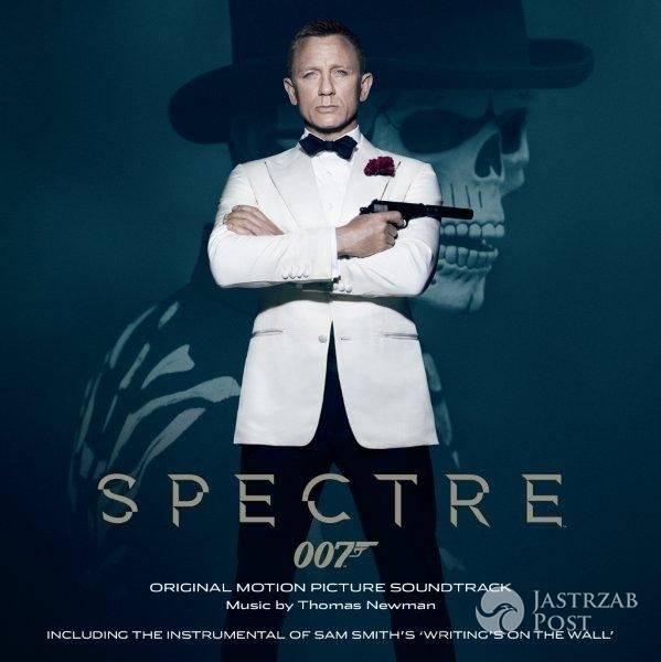 Muzyka z filmu Spectre, 42,99 pln