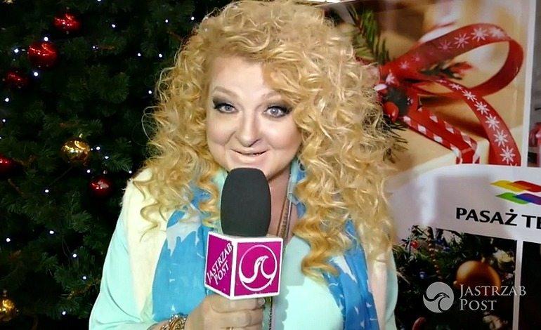 Magda Gessler składa życzenie świąteczne