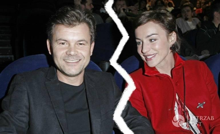 Maja Hirsch i Jacek Braciak rozstali się