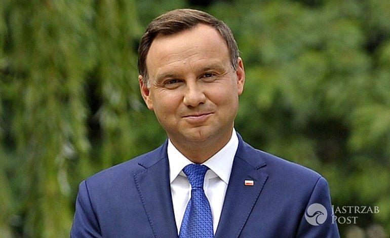 Andrzej Duda odpisał Internautce