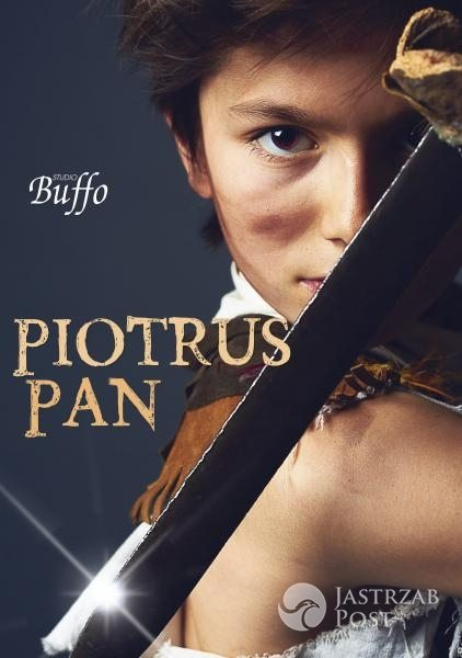 Musical Piotruś Pan, teatr Buffo
