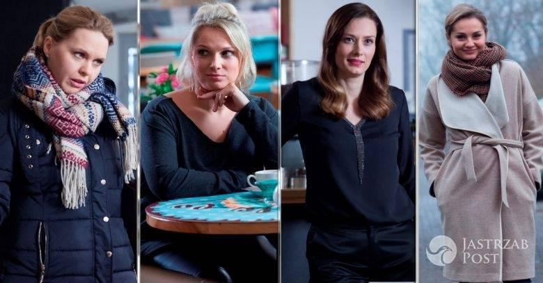 Przyjaciółki 7 sezon, Inga (Małgorzata Socha), Zuza (Anita Sokołowska), Patrycja (Joanna Liszowska), Anka (Magdalena Stużyńska)