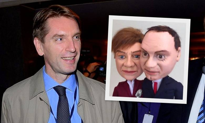 Tomasz Lis naśmiewa się z polityków