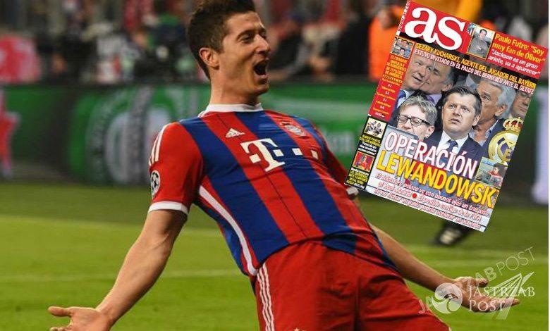 Robert Lewandowski jednak przejdzie do Realu Madryt?