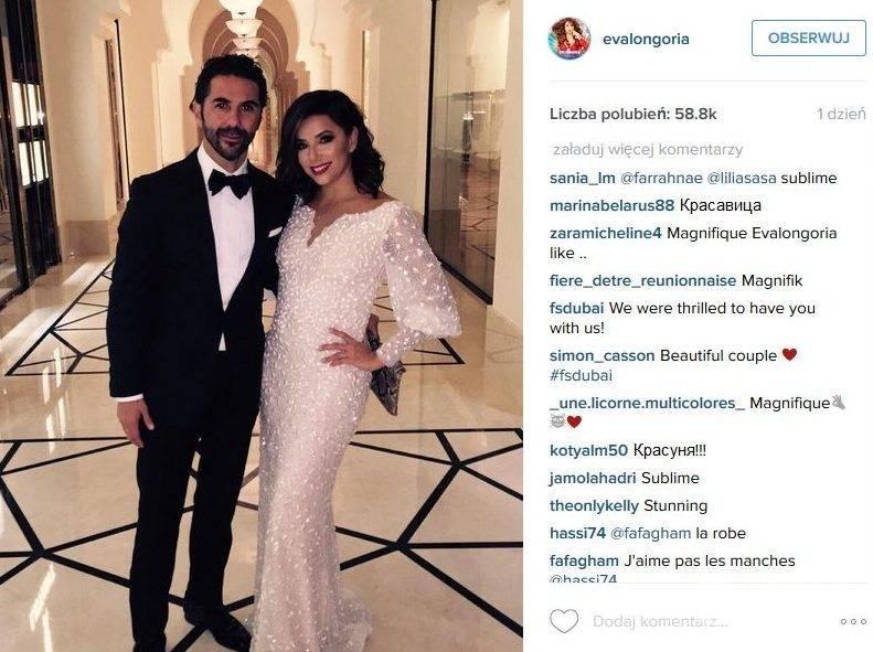 Jose Antonio Baston i Eva Longoria pobrali się