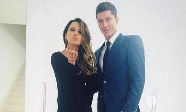 Anna Lewandowska w sukience za 199 zł (fot. Instagram)
