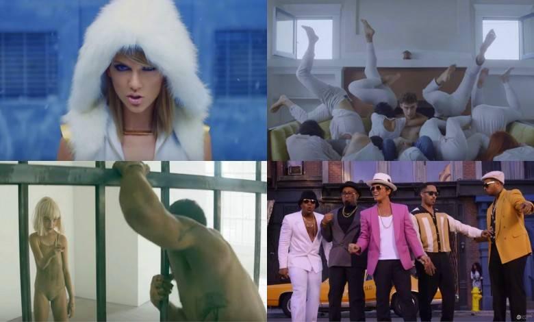 Najlepsze piosenki 2015