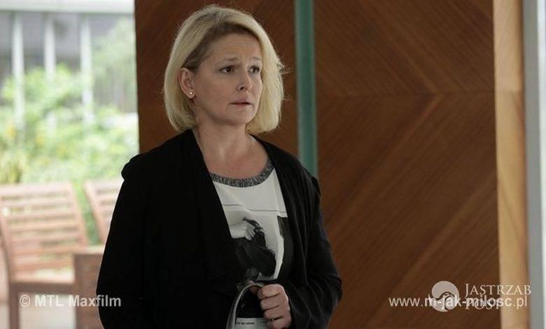 M jak miłość, Marta Budzyńska (Dominika Ostałowska)