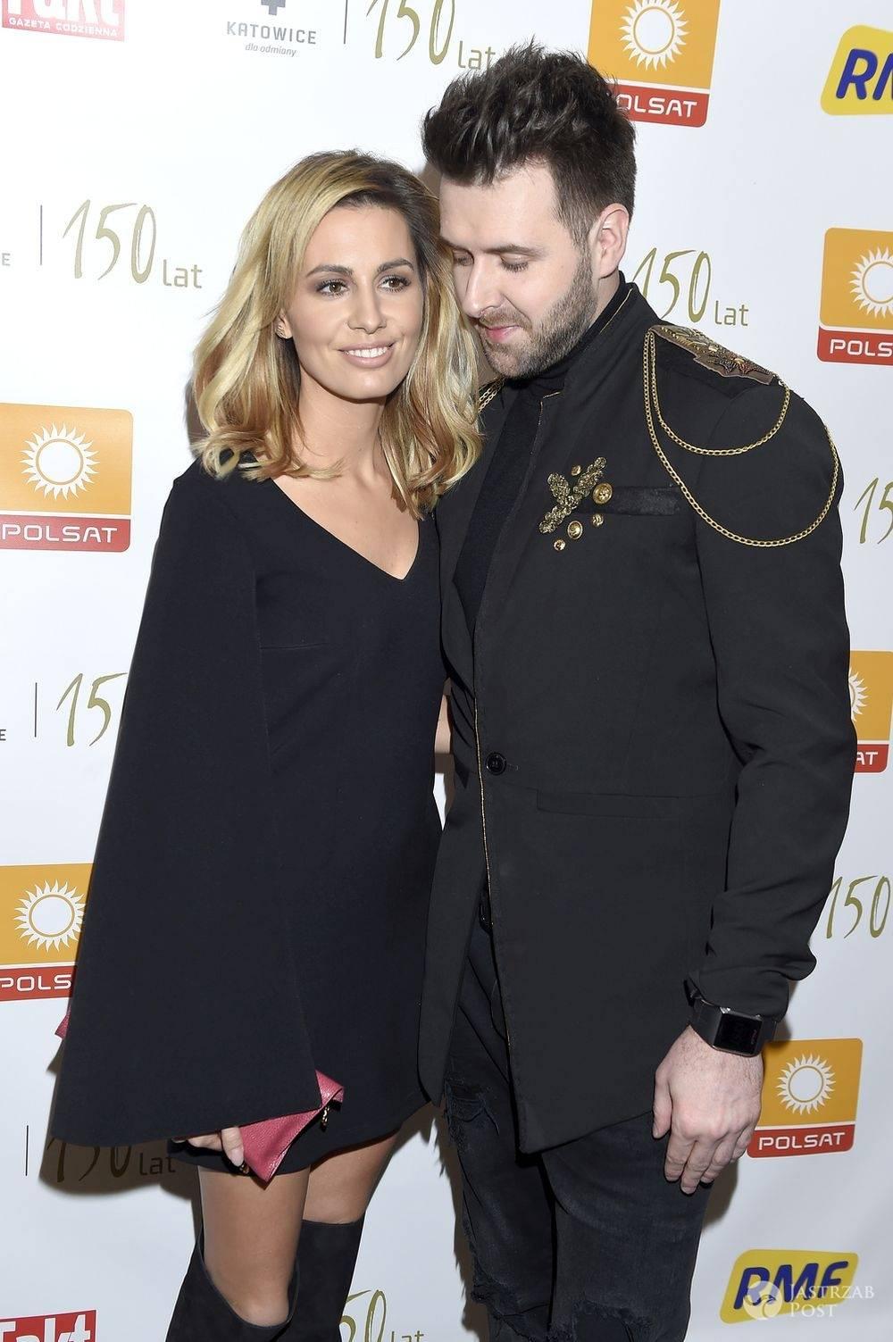 Agnieszka Popielewicz i Grzegorz Hyży są małżeństwem