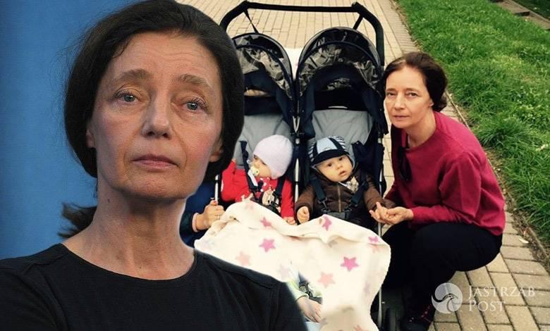 Pierwsze Boże Narodzenie Barbary Sienkiewicz z bliźniakami