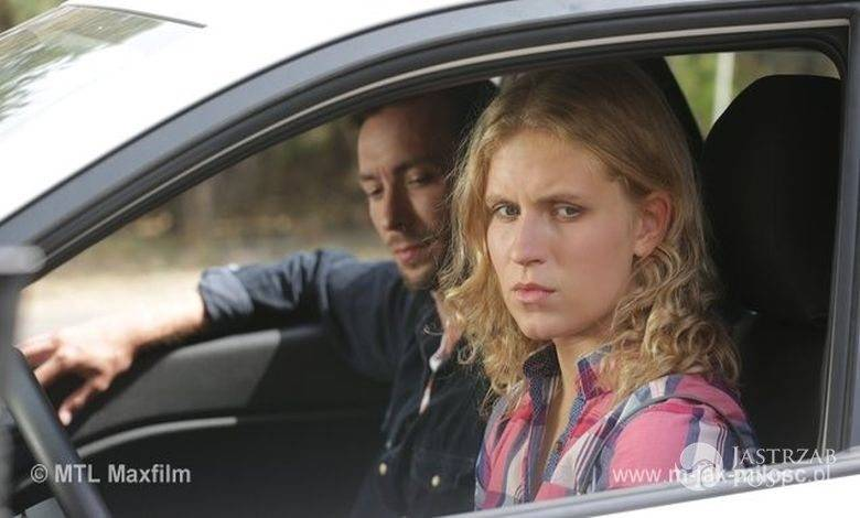 M jak miłość odcinek 1187, Natalka (Marcjanna Lelek), instruktor (Fabian Kącięcki)
