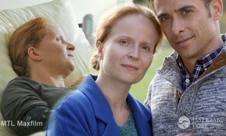 M jak miłość, Ewa (Dominika Kluźniak), Marek (Kacper Kuszewski)
