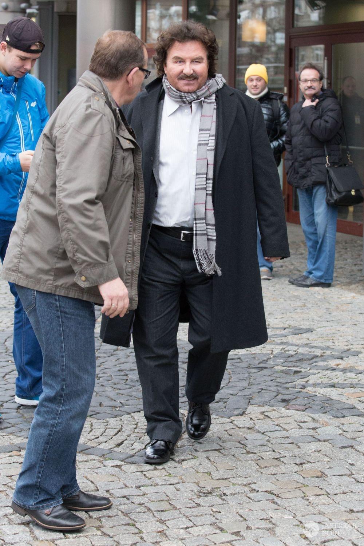 Krzysztof Krawczyk - gwiazdy w programie śniadaniowym