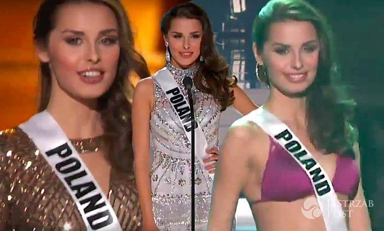 Polska Weronika Szmajdzińska na Miss Universe 2015