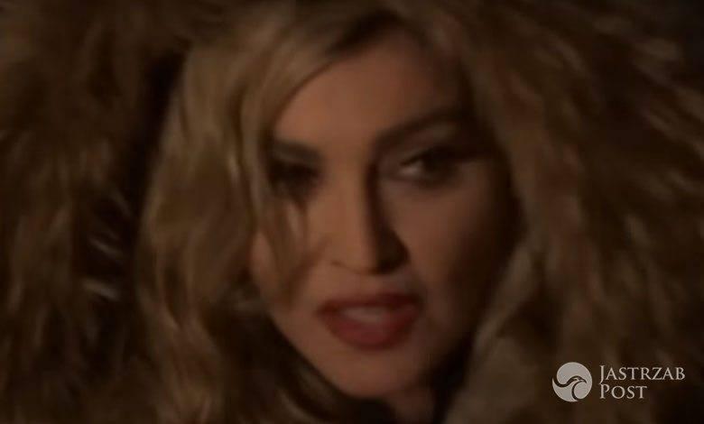 Madonna upamiętniła ofiary zamachów w Paryżu