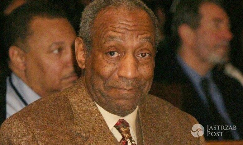 Żona Billa Cosby'ego wściekła się na niego