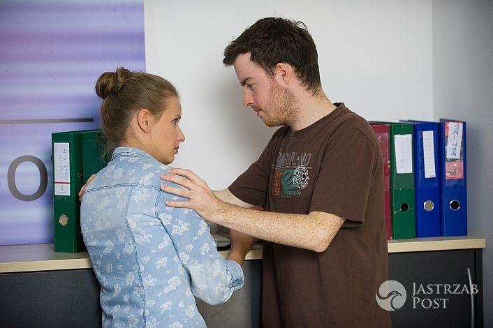 Na Wspólnej odcinek 2215, do sieci wpłynęły nagie zdjęcia Łucji (Magdalena Łoś), fot, x-news