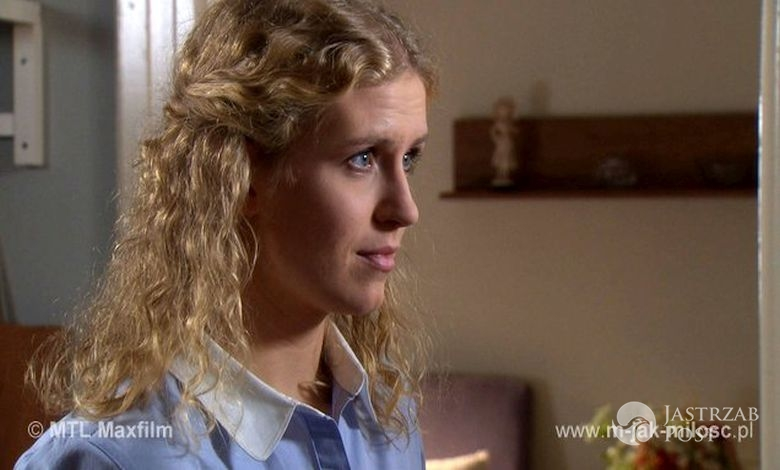 M jak miłość odcinek 1194, Natalka Mostowiak (Marcjanna Lelek)