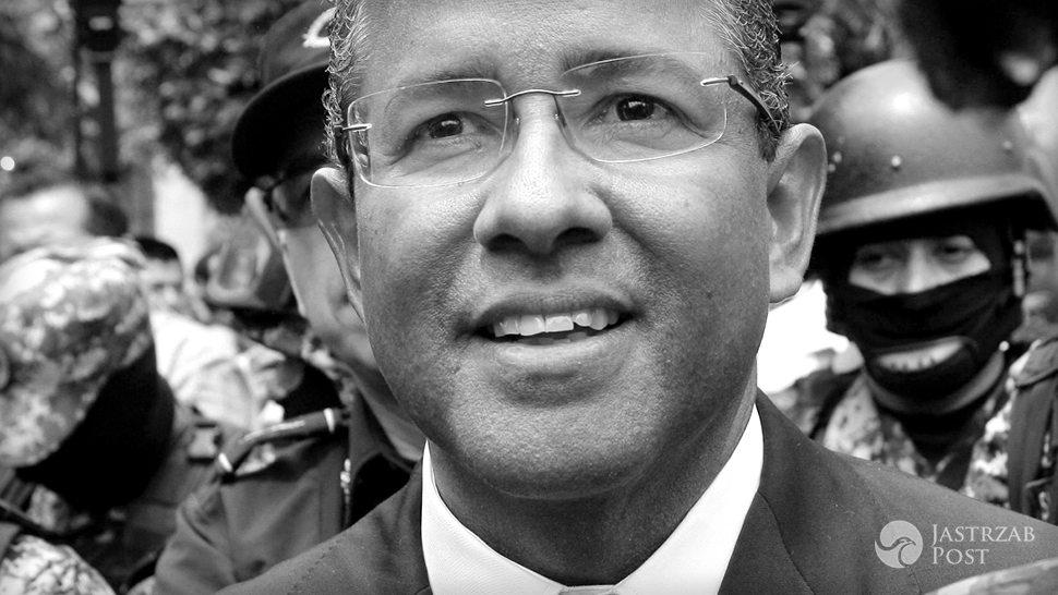 Francisco Flores nie żyje