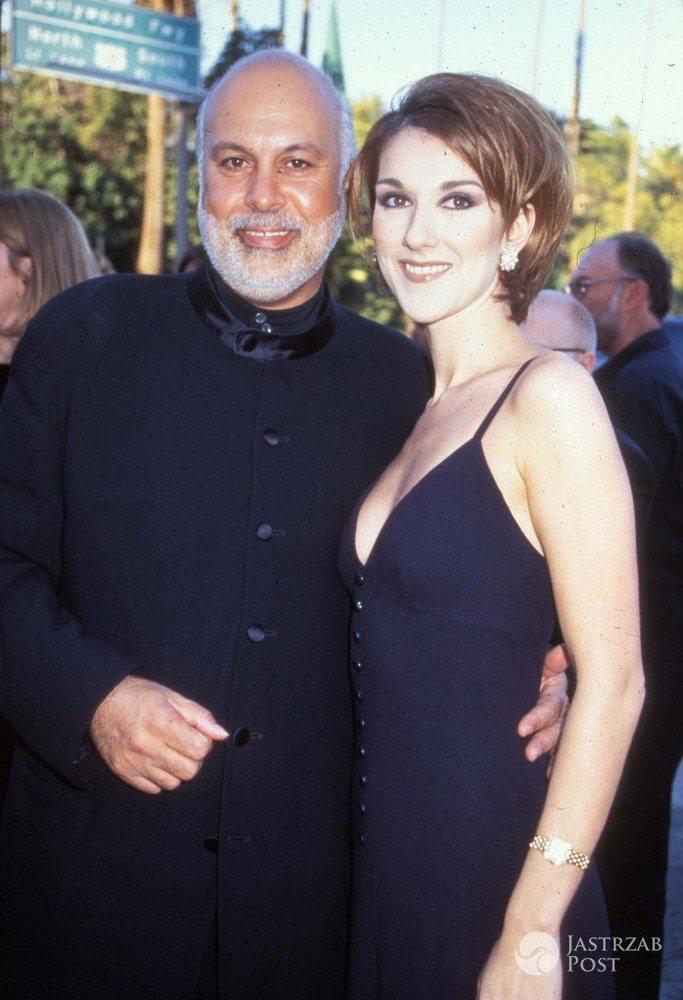 Celine Dion i Rene Angelil - 2003 r.