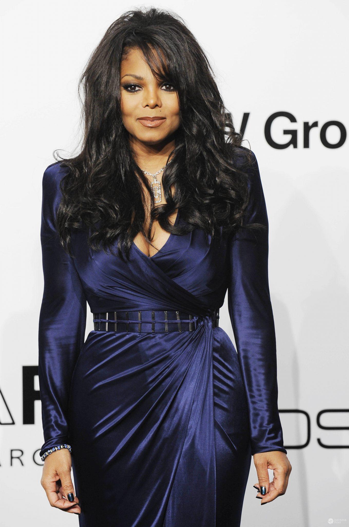 Janet Jackson odwołała trasę koncertową