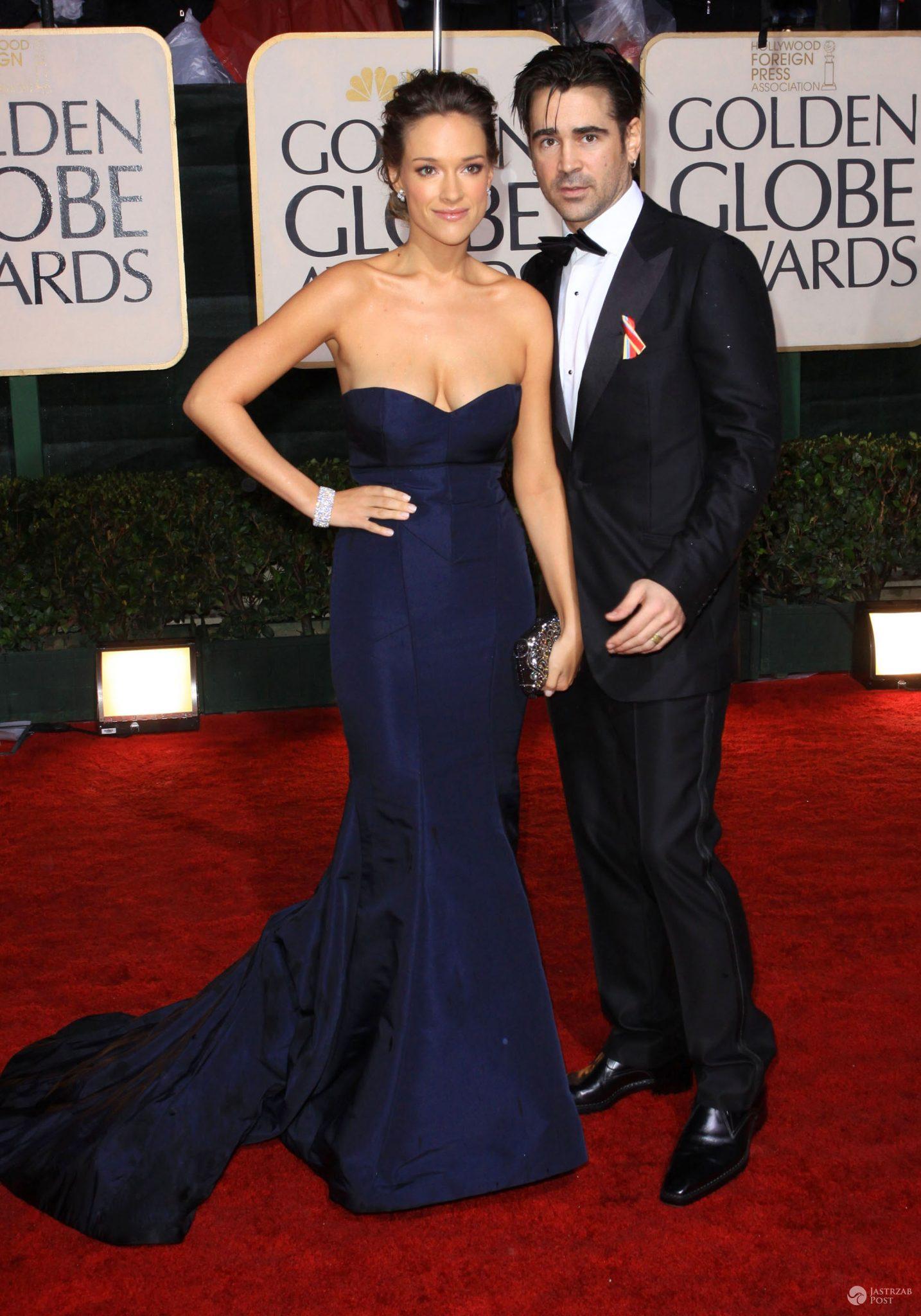 Colin Farrell i Alicja Bachleda-Curuś mają dzisiaj świetny kontakt