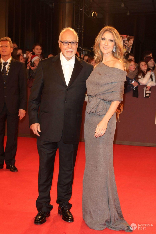 Mąż Celine Dion, Rene Angelil nie żyje