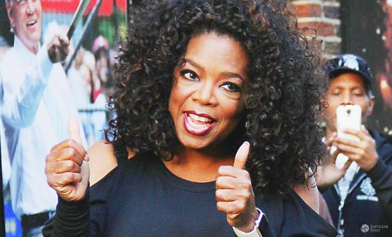 Oprah Winfrey schudła 18 kilogramów