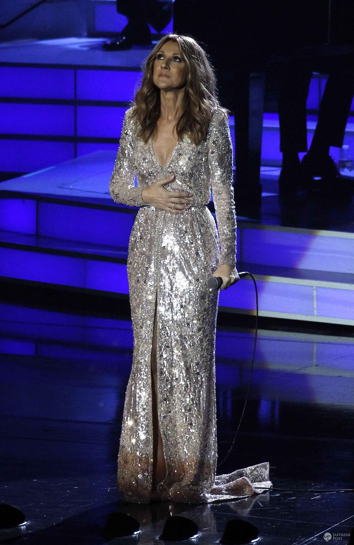 Celine Dion wspomina Rene Angelil