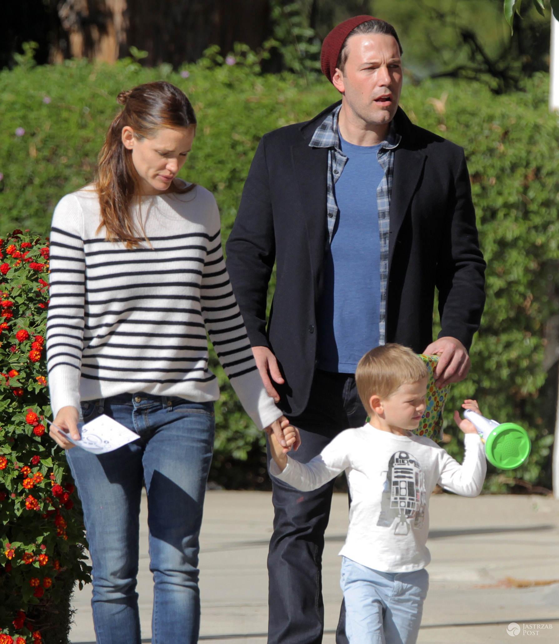 Jennifer Garner i Ben Affleck szczegóły rozwodu