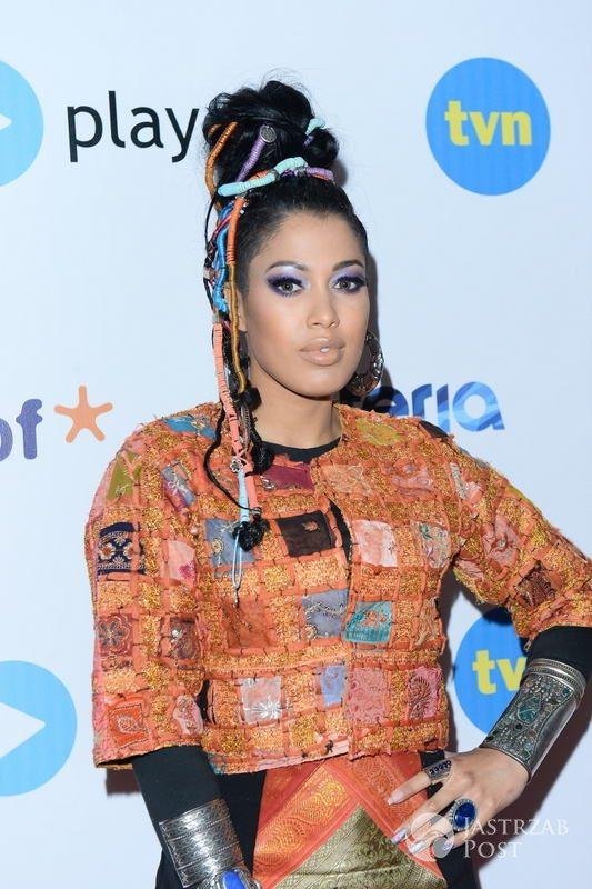 Patricia Kazadi w nowej fryzurze