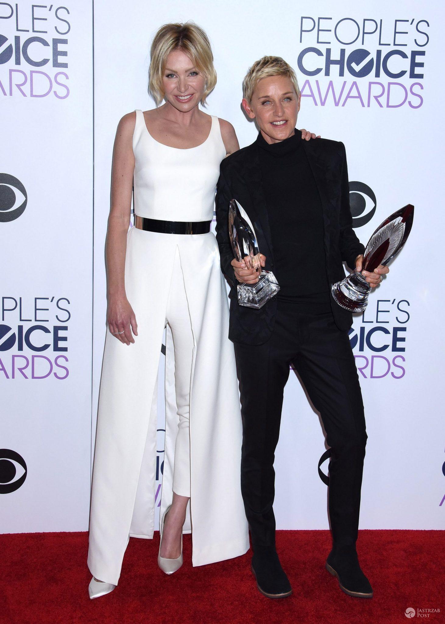 Portia De Rossi i Ellen DeGeneres mają kryzys w związku?