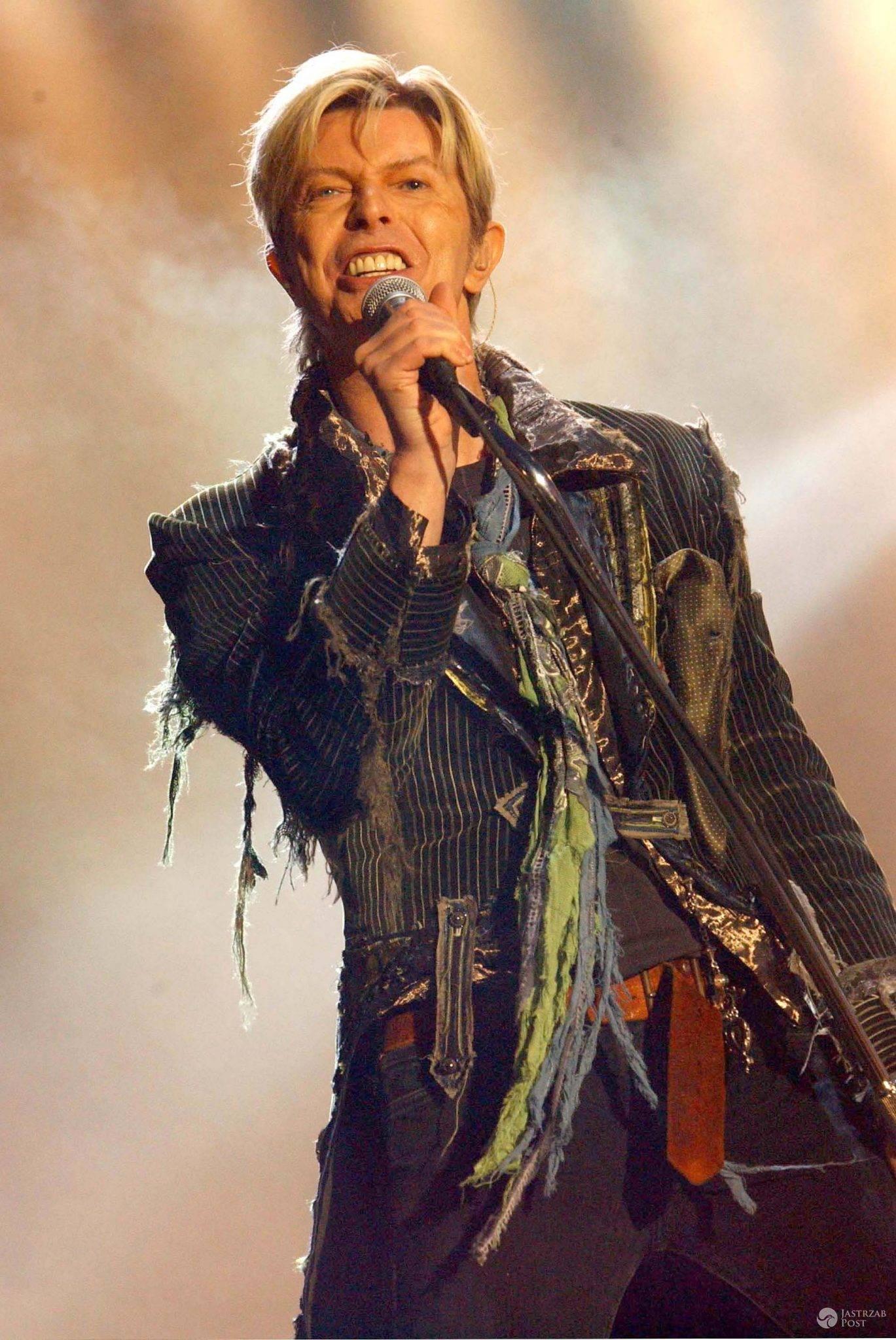 David Bowie zmarł po walce z rakiem