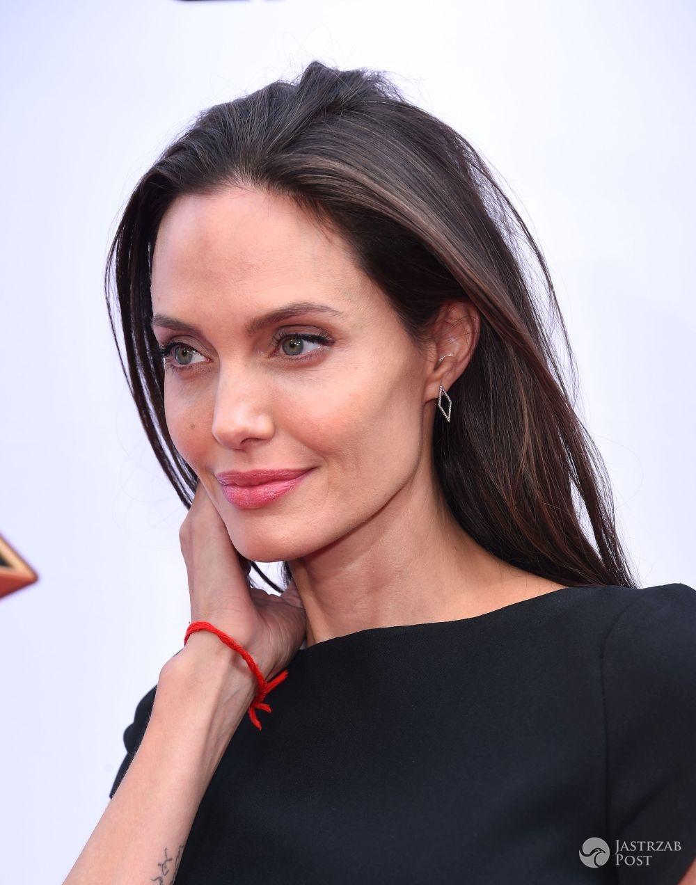 Angelina Jolie na premierze