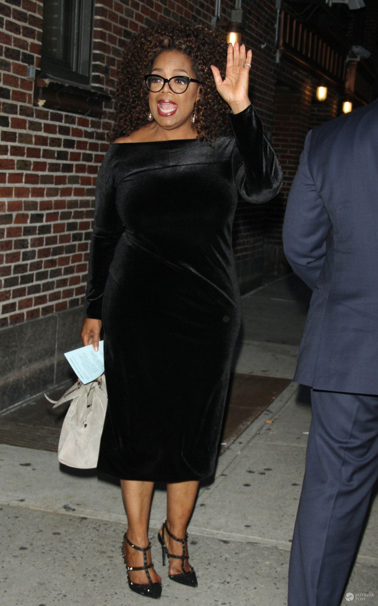 Oprah Winfrey jadła codziennie w czasie diety chleb